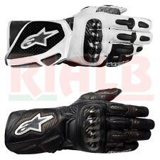 Guanti Moto in Pelle Traspiranti Alpinestars STELLA SP-2 Gloves con Protezioni