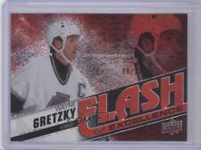 2015 Upper Deck GTS Overtime #FOE-14 Wayne Gretzky Los Angeles Kings Hockey Card