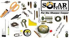 Solar Carp Terminal Tackle Range Scissors Cone Tool Hair Gauge & More *1 POST