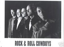 Marty Stuart & The Rock & Roll Cowboys Publicity Photo