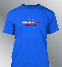 Tee shirt personnalise GSX-S 1000 S M L XL femme noir col rond GSXS moto