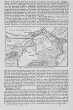 Isthmus von Korinth Karte von 1897 Alt-Korinth Neu-Korinth Poseidonia Hexamilia