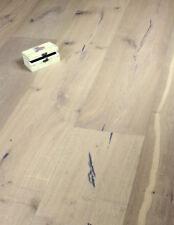 Meadows 260mm Wide long Plank Light Oak Engineered Wood flooring