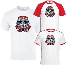 Pologne Polska Aigle Stormtrooper Casque Star Wars Coupe Du Monde Euro T-Shirt