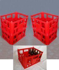 Plastic 20 bottle milk/beer crate/crates - brand new *multi buy discounts *