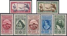 REGNO 1932 - n. 315/24 + P.A. 32/38 NUOVI TL, GARIBALDI II € 290