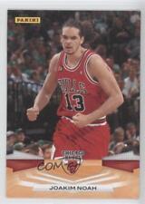 2009-10 Panini #55 Joakim Noah Chicago Bulls Basketball Card
