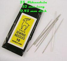Dressmaking Pin 34mm X 0.60mm 25g largo de acero al carbono//Duro Fino costureras