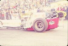 Original 1966 Drag Racing 35mm Ektachrome Slide