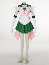 Cosplay Sailor moon Sailor Jupiter Kino Makoto Super S Kleider Costumes Kostüm