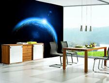 3D Mistero Terra· Parete Murale Foto Carta da parati immagine sfondo muro stampa