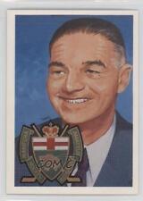 1987-88 Cartophilium Hockey Hall of Fame #217 JA (Jimmy) Dunn James Rookie Card