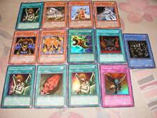 Yu Gi Oh - LOT DE 13 CARTES RARE EN VO