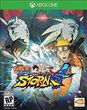 Naruto Shippuden: Ultimate Ninja Storm 4 - Microsoft Xbox One Game - Complete