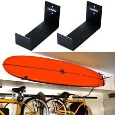 Surfboard Rack Bracket Board Storage Display Longboard Wall Mount Hanger Holder