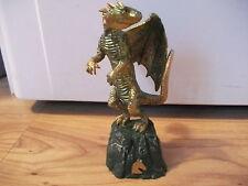 Harry Potter Nueva pieza de ajedrez de plástico Dragon Knight Figura Juguete, Efecto De Sonido
