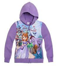 Disney Sofia die erste Jacke  Sweatjacke  92 / 104 / 110 / 116 / 128 NEU