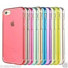 Cover Custodia Protettiva Case Crystal TPU Morbida per Apple iPhone 7 4.7