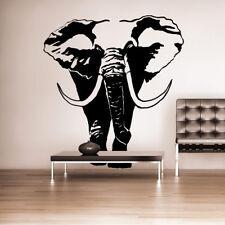 Wandtattoo Wandaufkleber Aufkleber - Elefant elephant Safari +359+
