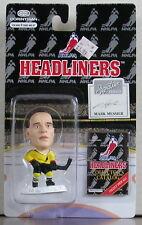 1996 Mark Messier NHLPA Hockey Corinthian Headliner mint on card
