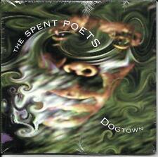 SPENT POETS Dogtown EDIT PROMO CD single SEALED dog town LES CLAYPOOL Guitarist