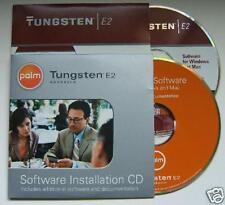 FREE SHIP PALM PDA E2 SOFTWARE INSTALLATION CD