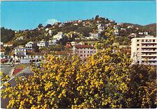 06 - cpsm - Vue de la colline de MANDELIEU prise depuis la sortie d'autoroute