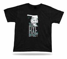 The axe effect Skeleton Skull vector modern t shirt tee special textile apparel