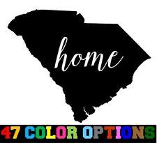 Vinyl Decal Truck Car Sticker Laptop  Home State Outline Love USA South Carolina