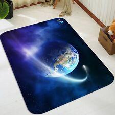 3D Star Earth 6 Non Slip Rug Mat Room Mat Quality Elegant Photo Carpet Us Summer