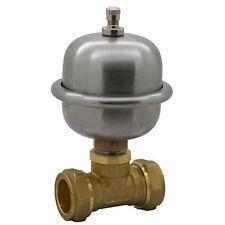 EASY FIT MINI EXPANSION VESSEL SHOCK ARRESTOR-ANTI WATER HAMMERING 15MM & 22MM