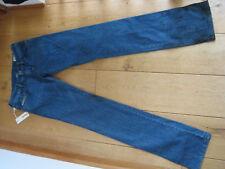 DIESEL LHELA 8IG Slim Straight Jeans avec Stretch 26 34 UK 8 XS Bnwt