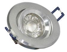 230V LED Einbaustrahler Leuchte Bali GU10 3W Spot Innen & Aussen IP20 Feuchtraum