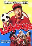 Ladybugs DVD Rodney Dangerfield RARE Hard to find DVD