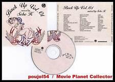 """SEBO K """"Back Up vol.01"""" (CD) 2007"""