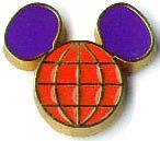 Disney Cast Member Guest Relations Pin