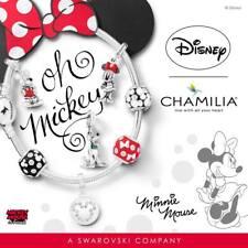 Chamilia charms Disney Mickey mouse (topolino) -  Minnnie - Pluto - Riv. Italia