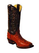 Stivali Western Billy Boots Ostrich