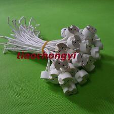 MR16 MR11 GU5.3 G4 Halogen LED Bulbs Holder Base Socket Wire Connector 1-50pcs
