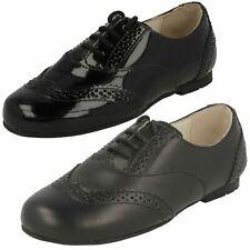 Girls Startrite Brogue School Shoes 'Fran'