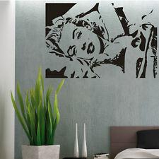 Sticker Mural Marilyn Monroe allongée - Célébrité