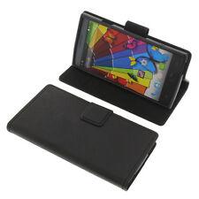 Tasche für Mobistel Cynus T8 Smartphone BookStyle Schutzhülle Handytasche Buch