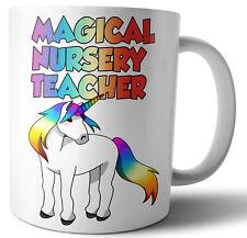 Thank You Unicorn Gifts For A Nursery Nurse / Teacher - Magical Nursery Teacher