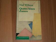 NIALL WILLIAMS-QUATTRO LETTERE D'AMORE-BALDINI CASTOLDI