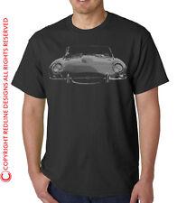 Jaguar E-type Serie 1 Classic Car de Superdry Dtg Todos Los Tamaños Y Colores Disponibles R26