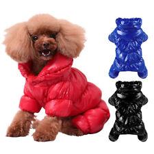 Hundemantel Wasserdicht Hundejacke Warm Overall Hundekleidung Winterbekleidung