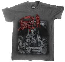 Death' Scream Bloody Gore ' (Vintage Lavage) T-Shirt - Ultrakult Vêtements -