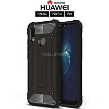 COVER per Huawei P20/ Lite/Pro ORIGINALE CUSTODIA Hybrid Tough ARMOR RUGGED 360°