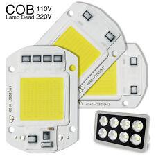 20W 30W 50W LED Floodlight COB Chip 110V/ 220V Input Integrated Smart IC Driver