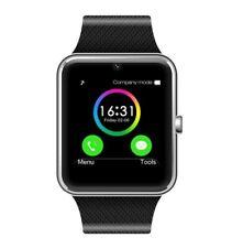 Smartwatch GT08 IP67 Smartphone Armbanduhr Handy Facebook Whatsapp IOS Samsung